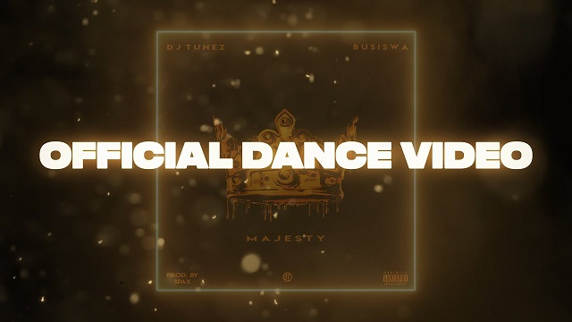 Dj Tunez Majesty Ft Busiswa Official Dance Video