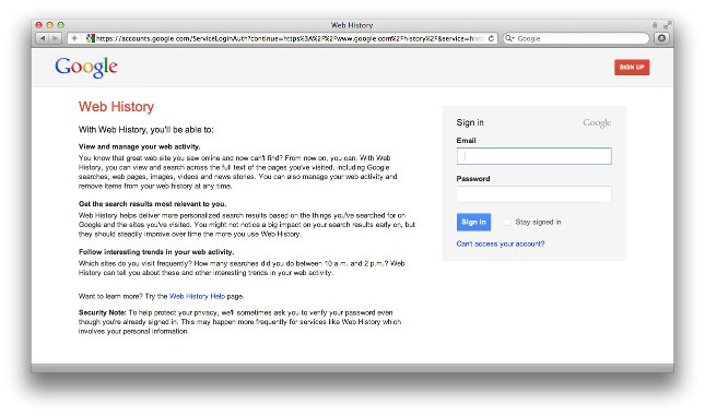How To Remove Your Google Search History Before Google's