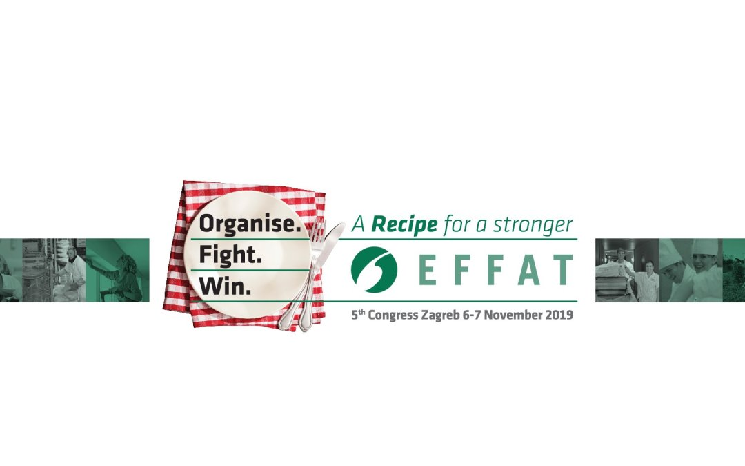 5th EFFAT Congress | Zagreb, 6-7 November 2019