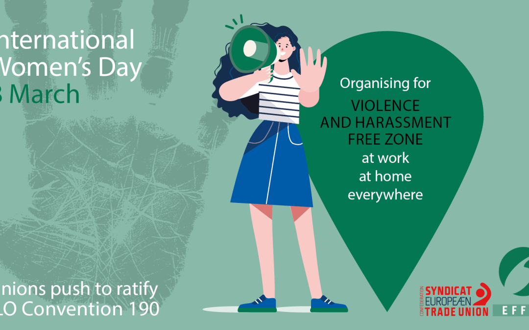 IWD 2021 – A World of Work free from gender-based violence and harassment