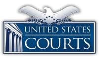 United States Courts logo