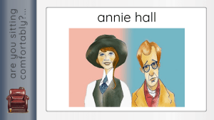 annie hall cover