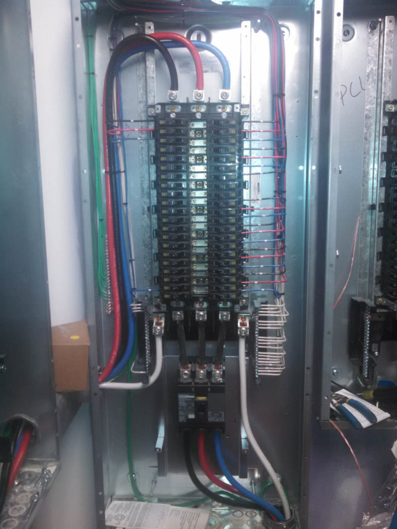 hight resolution of new commercial panel mississauga temporary meter base