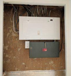 electrical panel 100amp upgrade mississauga ontario [ 1030 x 773 Pixel ]