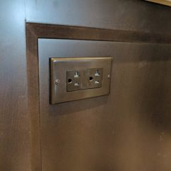 Kitchen Island Electrical Outlet Undermount Sink Installation Residential Wiring - Effective