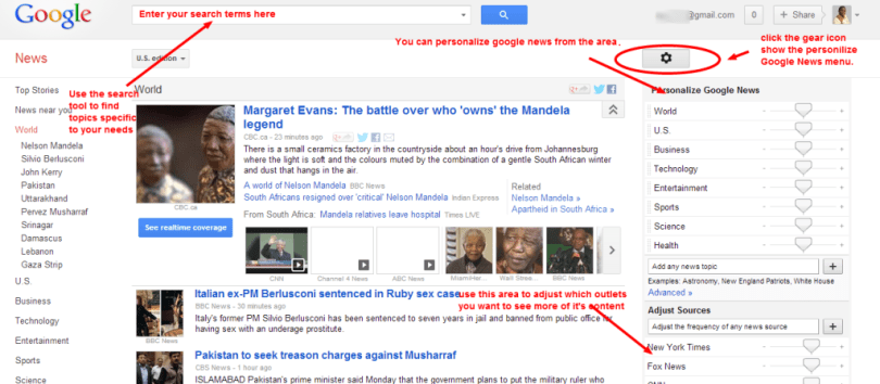 Image from Google News World