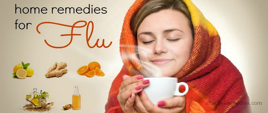 24 Natural Home Remedies for Flu Symptoms in Adults & Children