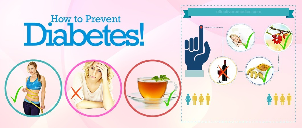 Top 14 Tips On How To Prevent Diabetes Naturally