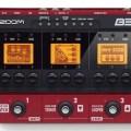 【ZOOM】B3のレビューや仕様【BassEffects & Amp SimulatorPedal】