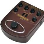 【BEHRINGER】ADI21 V-Tone Acousticのレビューや仕様