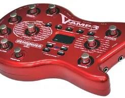 【BEHRINGER】V-AMP3のレビューや仕様