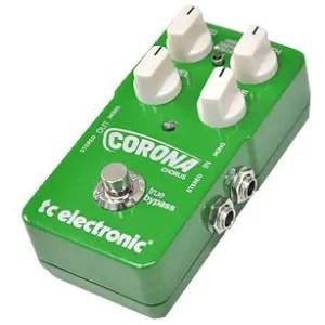 【TC ELECTRONIC】Corona Chorusのレビューや仕様