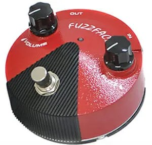 【JIM DUNLOP】[FFM2]Fuzz Face Mini Germaniumのレビューや仕様