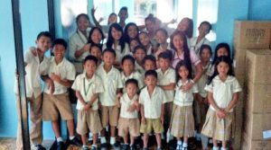 Christian school for Bible teaching in Philippines