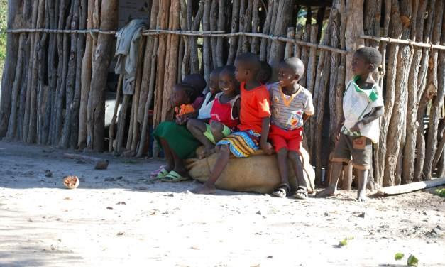 Zimbabwe Pastor Training