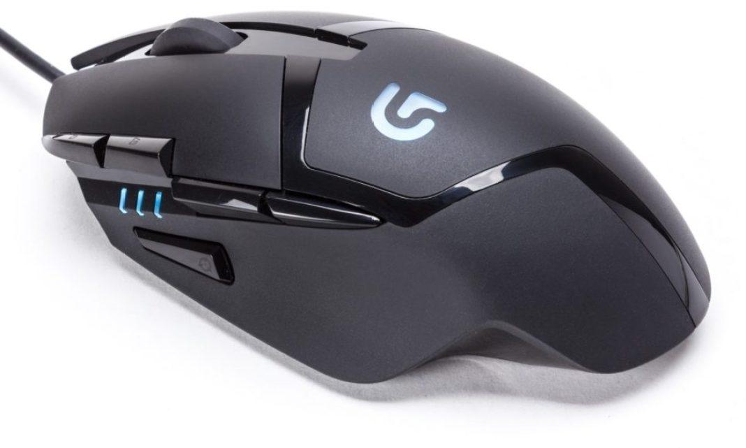 Logitech G402 Hyperion Fury – Use