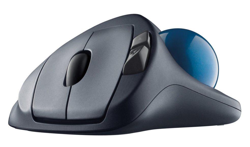 Logitech M570 – Proved ergonomics