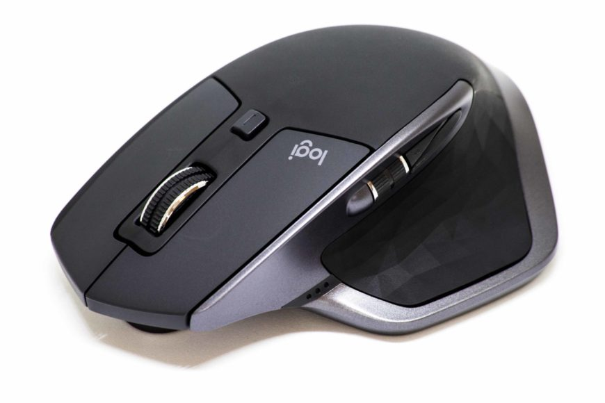 Logitech MX Master 2S: a great choice