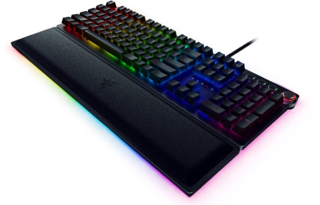 Razer Huntsman Elite – Design