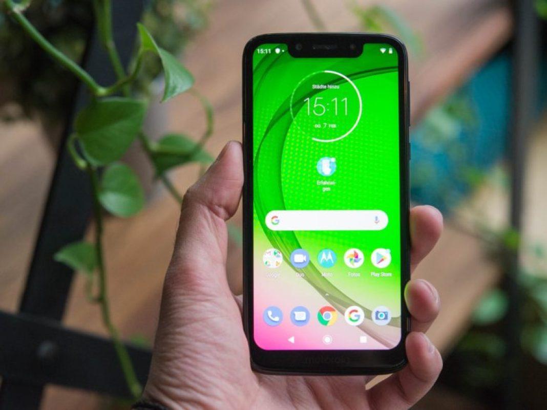 Moto G7 Play – Design