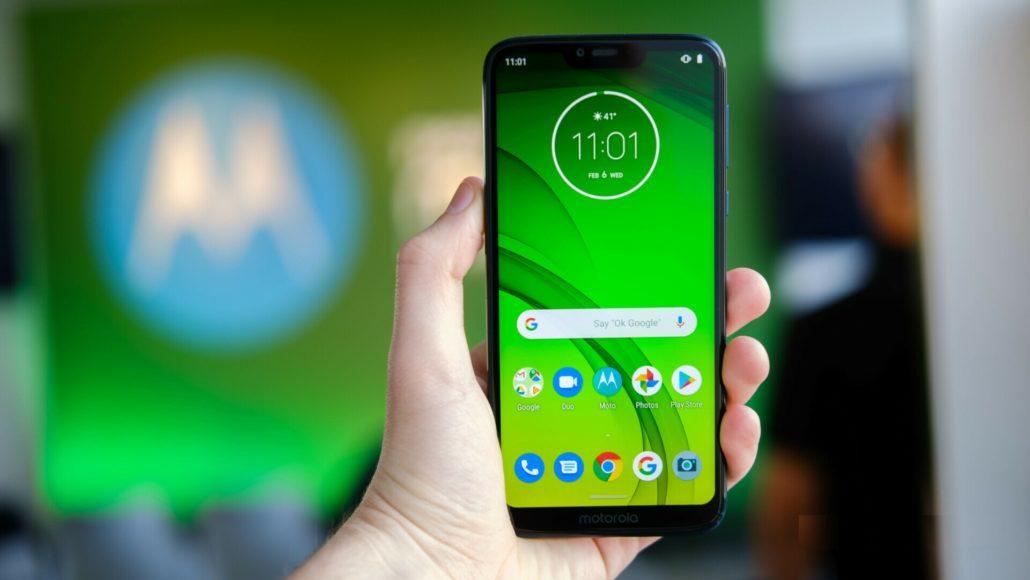 Motorola Moto G7 Power: best autonomy