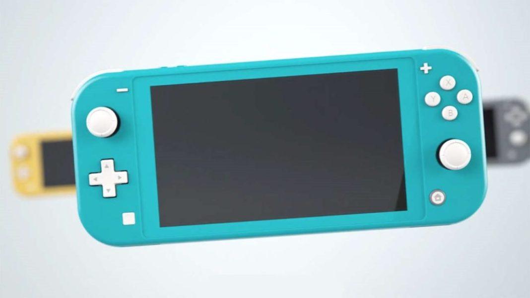 Nintendo Switch Lite – Design and ergonomics