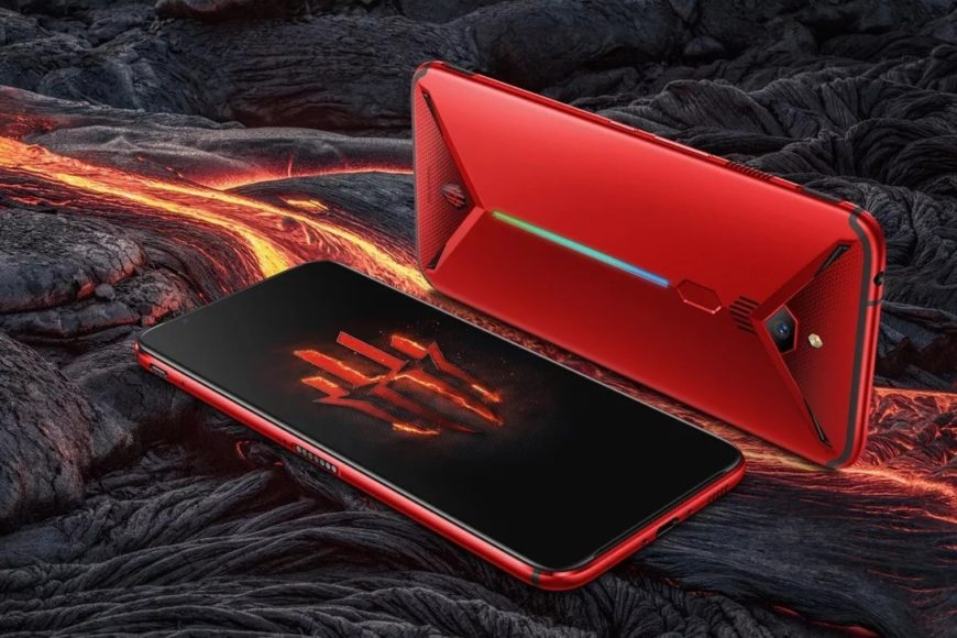 ZTE nubia Red Magic 3 – Design
