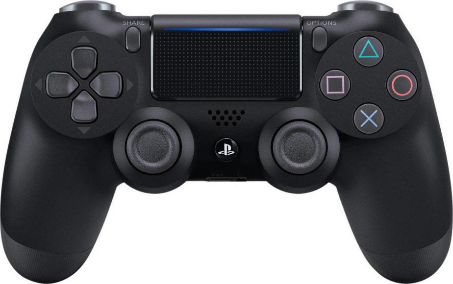 Sony Dualshock 4: a symmetrical alternative