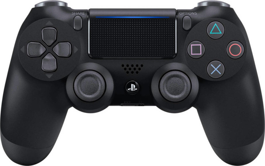 Sony Dualshock 4: a symmetrical alternative