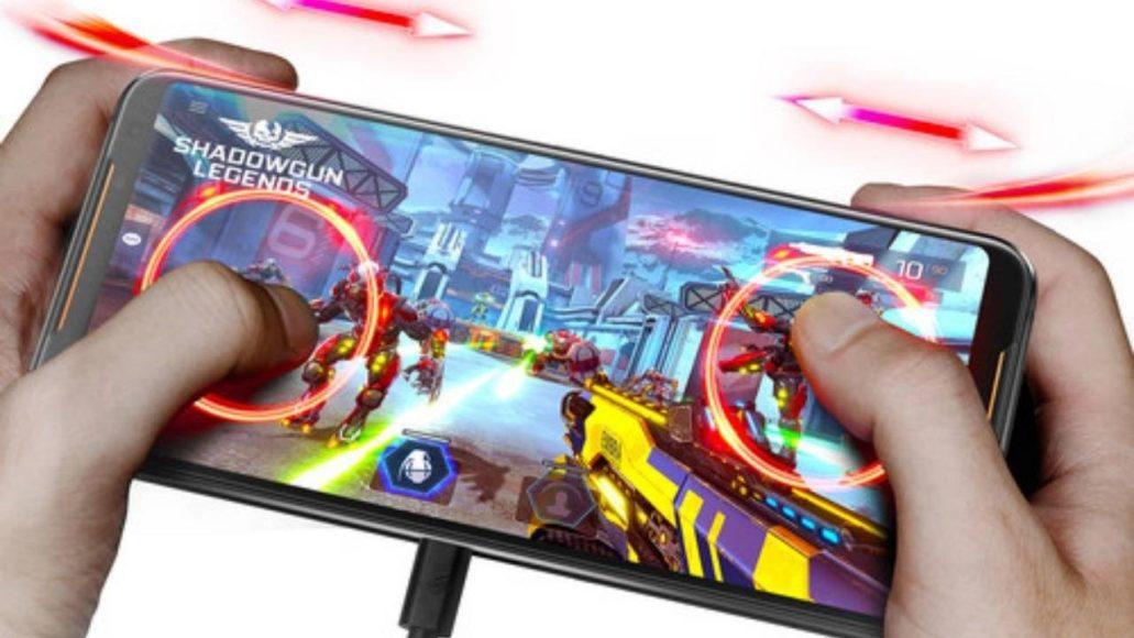 Asus ROG Phone 2 – Sensational performance