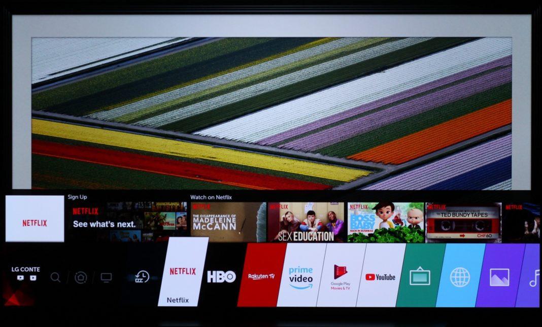LG OLED C9 – webOS 4.5