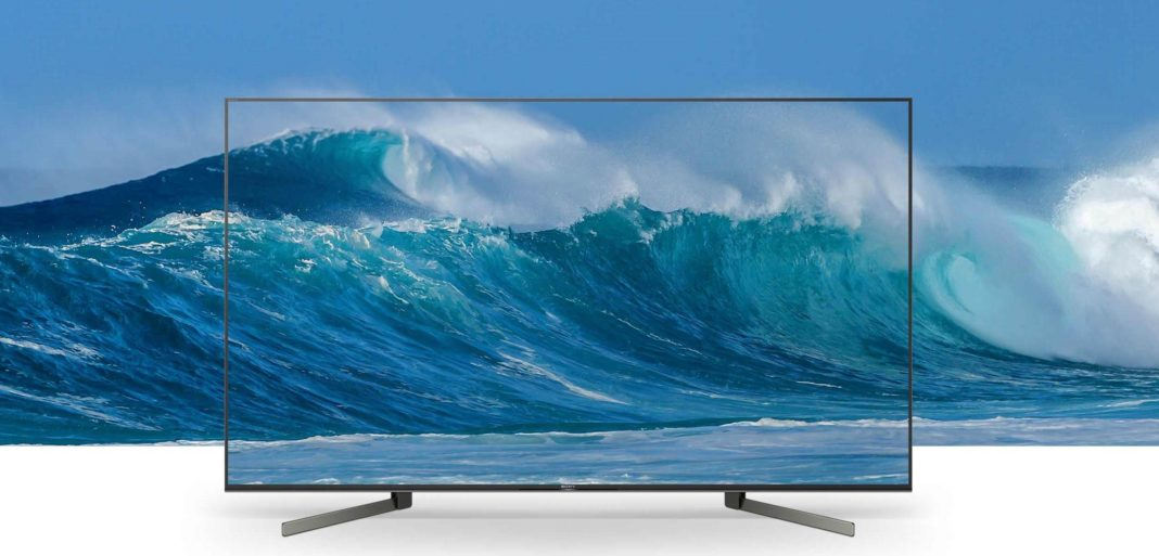 Sony X950G – Picture