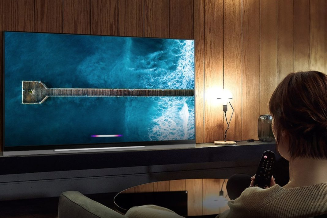 LG OLED E9 – Sound