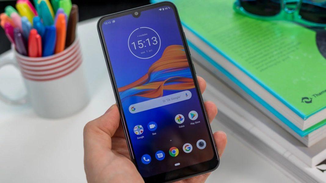 Motorola Moto E6 Plus – Design