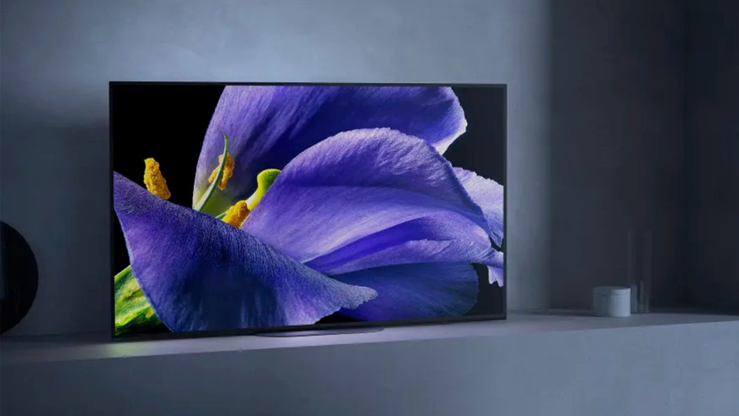 Sony Master Series A9G: best TV image