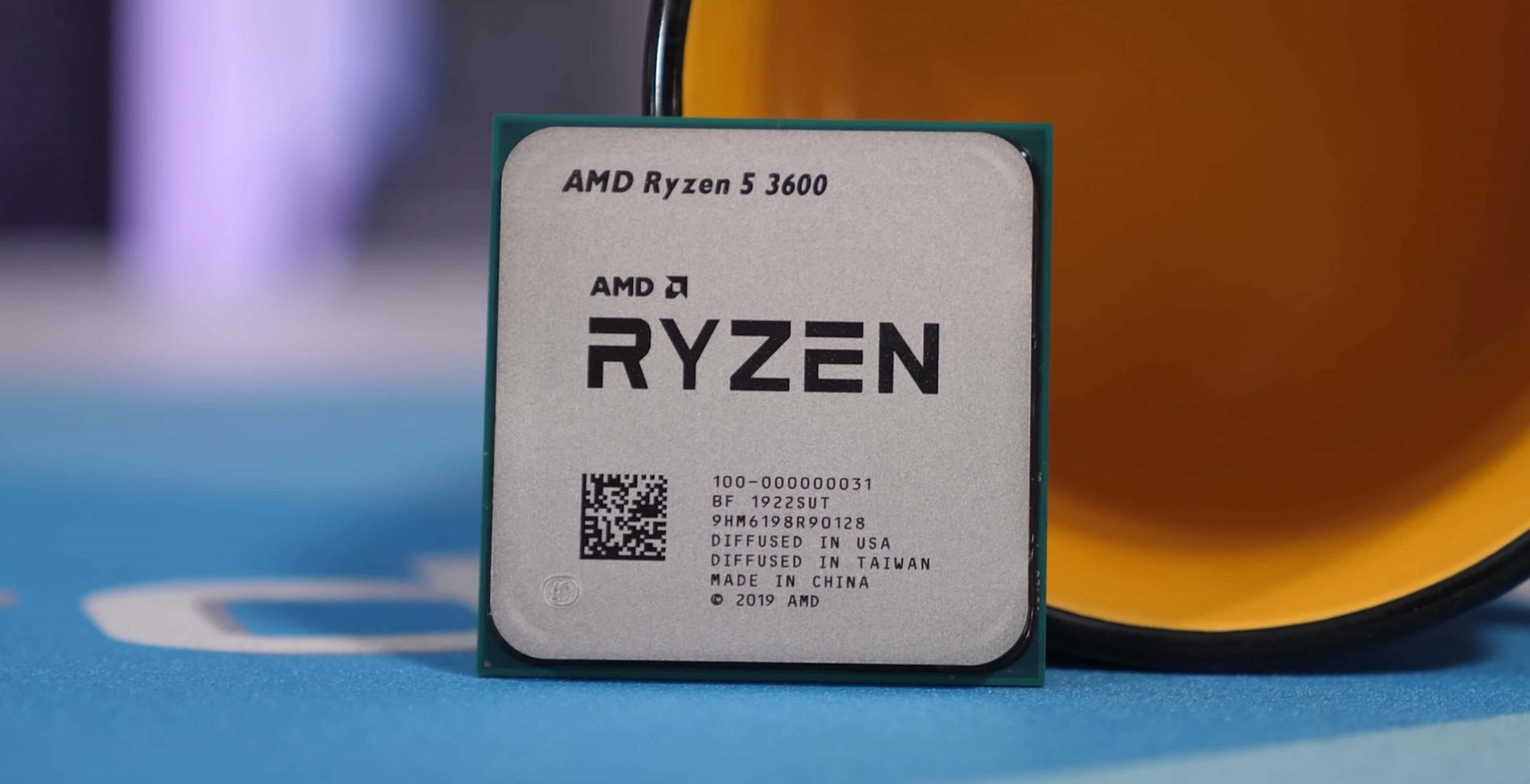 AMD Ryzen 5 3600 a great choice