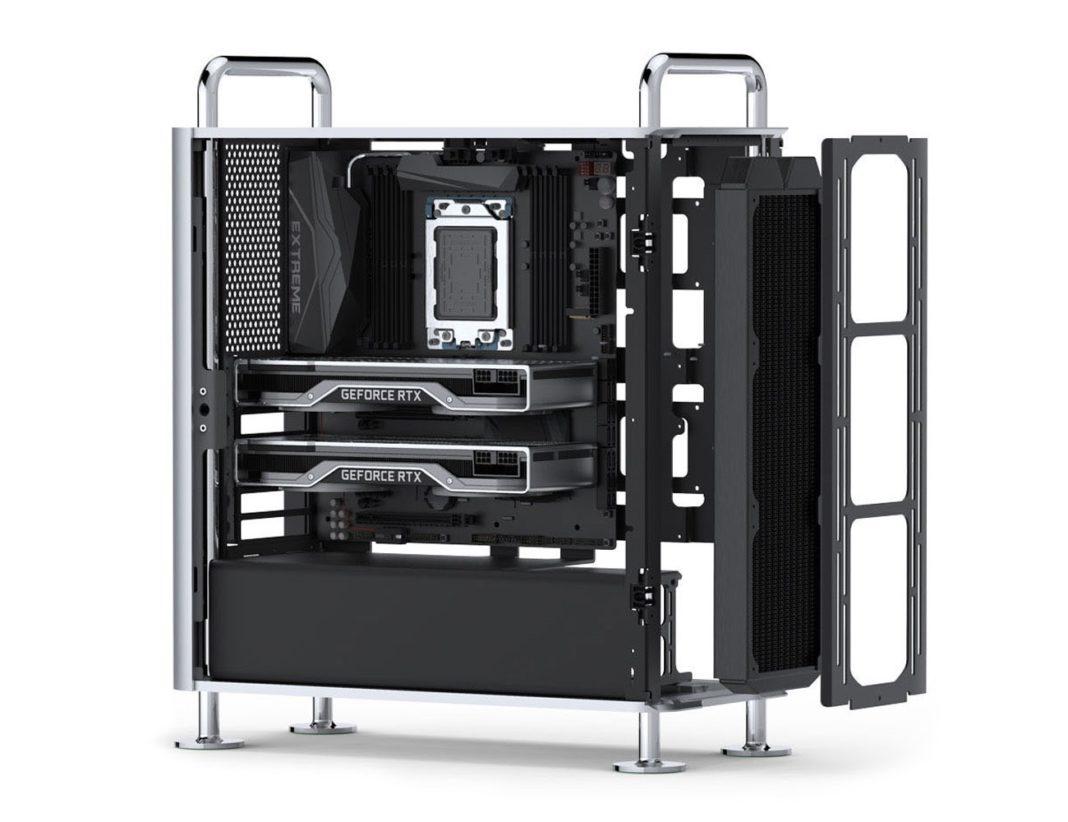 PC Cases - Liquid cooling