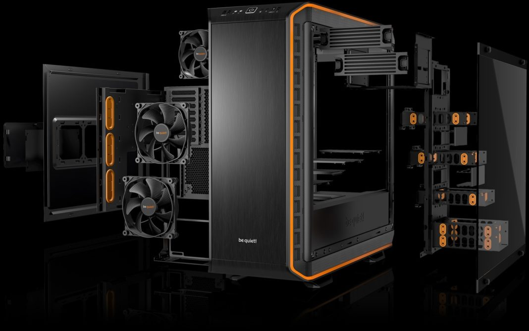 be quiet! Dark Base Pro 900 rev. 2: the best PC case for modders