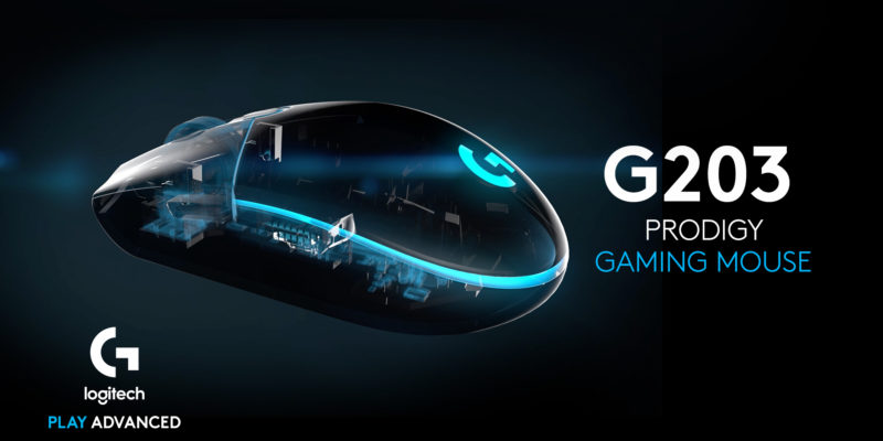 Logitech G203 Prodigy RGB: the best cheap gaming mouse