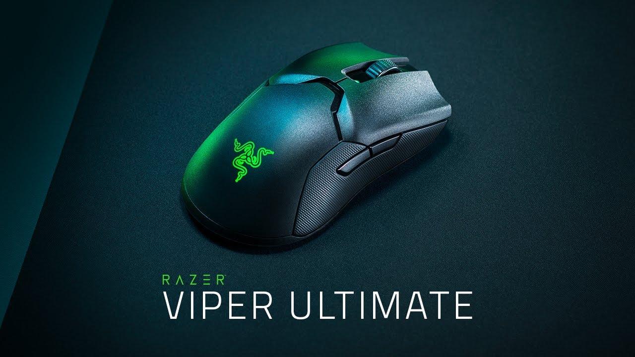 Razer Viper Ultimate: the fastest