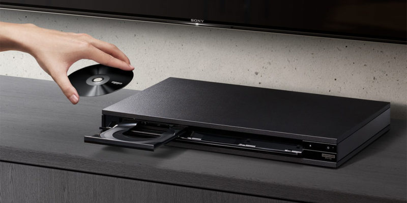 Sony UBP-X800M2: best Blu-ray player for music