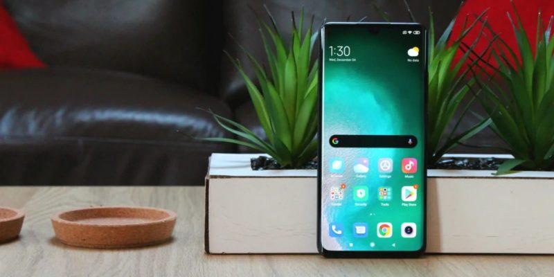 Xiaomi Mi Note 10 – Display