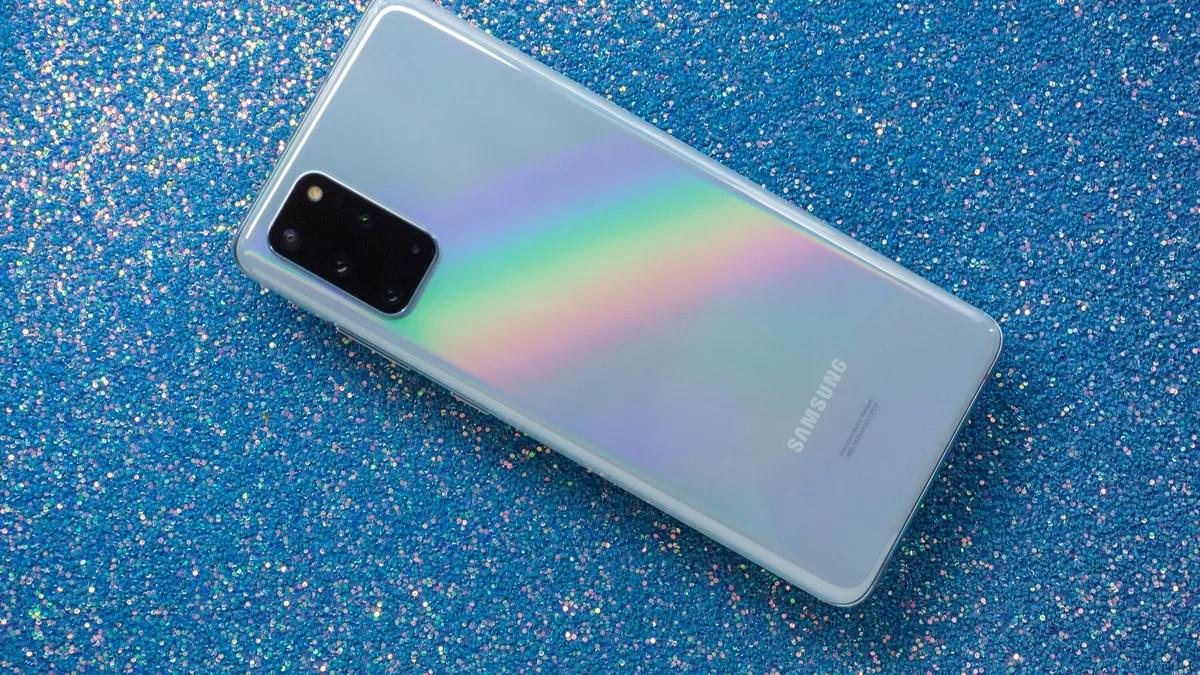 Samsung Galaxy S20 – Camera