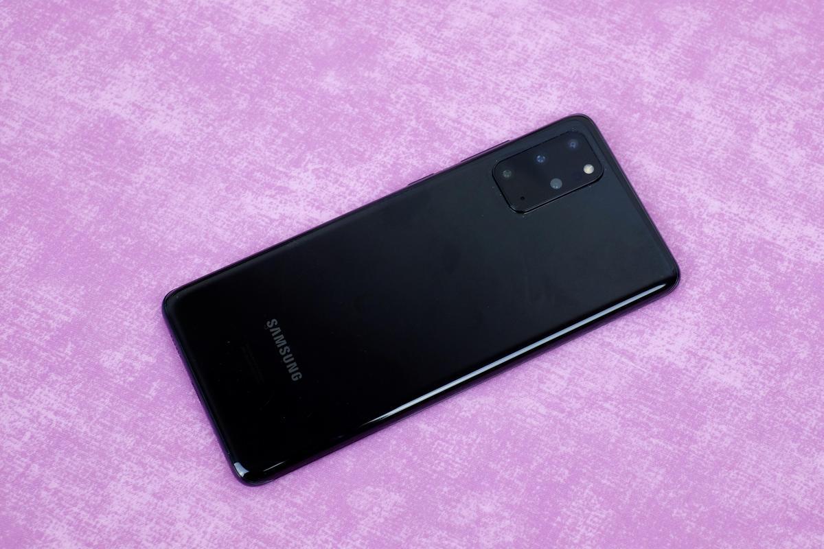 Samsung Galaxy S20+ - Cameras