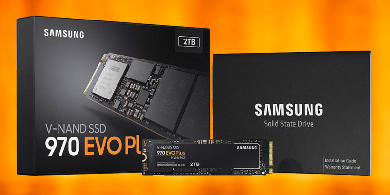 Samsung 970 EVO Plus: Best NVMe SSD for most people
