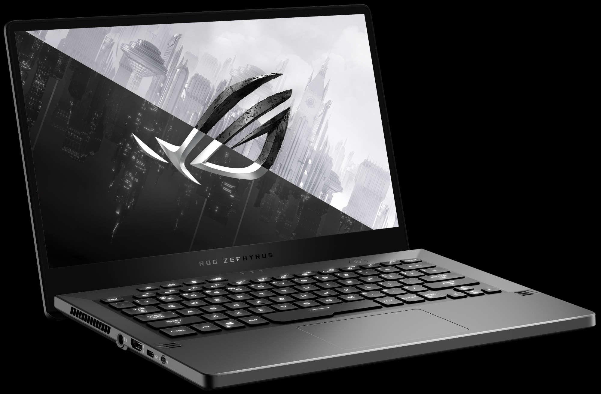 Asus ROG Zephyrus G14: best gaming laptop