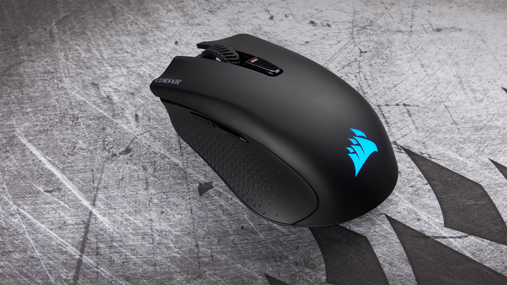 Corsair Harpoon RGB Wireless: best cheap wireless gaming mouse