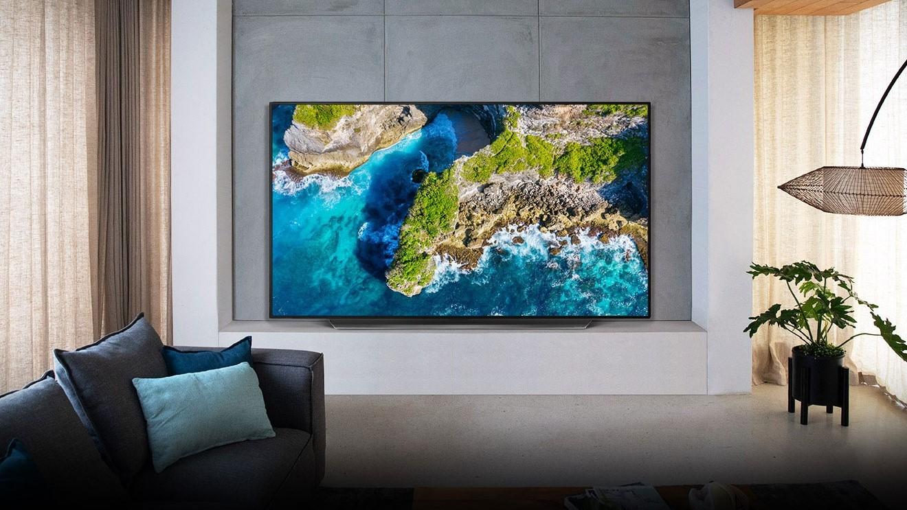 LG CX OLED: best OLED TV