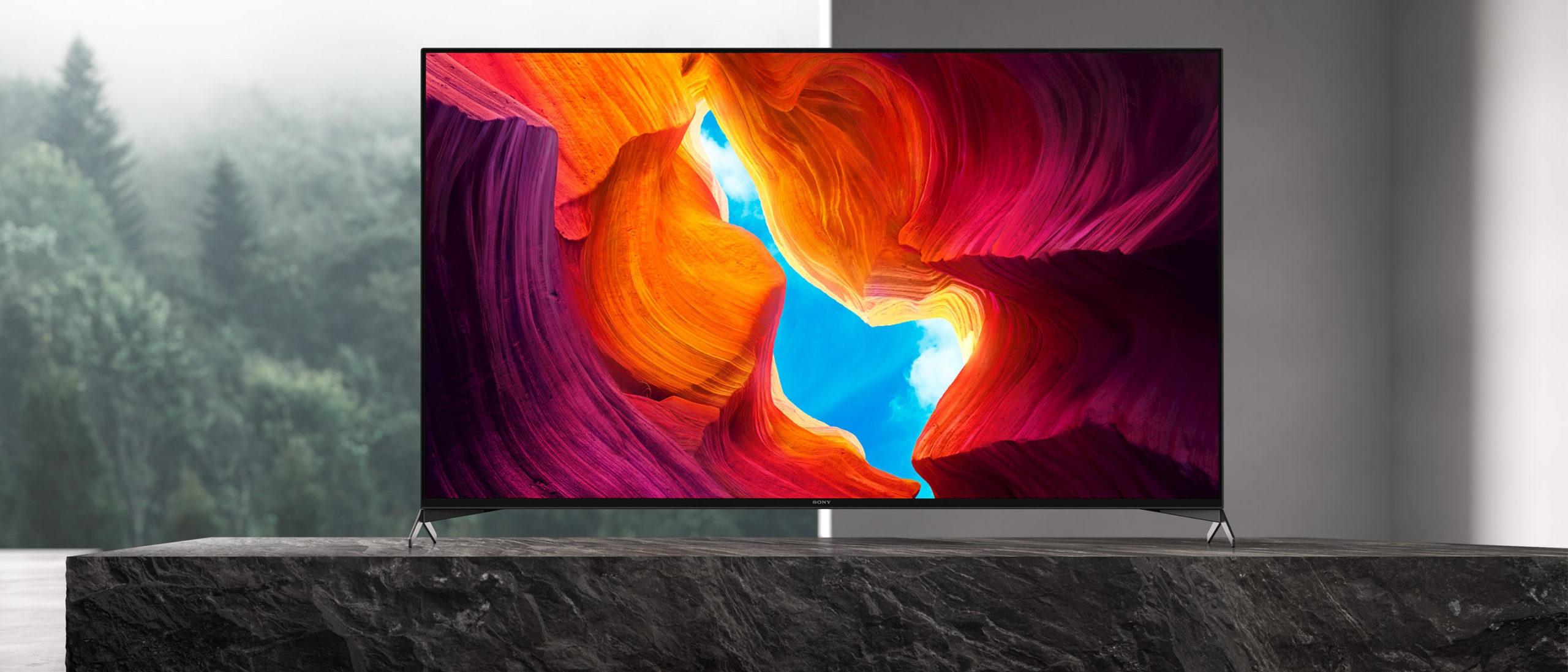 Sony X950H/XH9505: best LED LCD TV