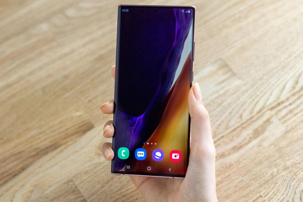 Samsung Galaxy Note 20 Ultra – Display